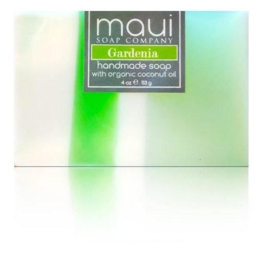 Gardenia Hawaiian Organic Coconut Oil Soap - Maui Soap Company