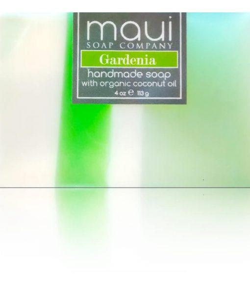 Gardenia Hawaiian Organic Coconut Oil Soap – Maui Soap Company