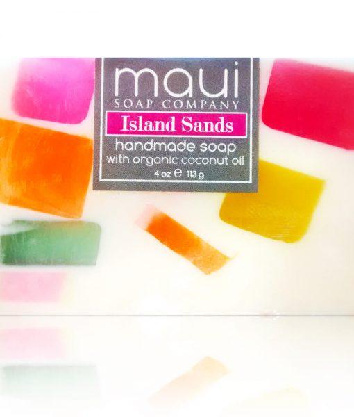 Island-Sands Hawaiian Organic Coconut Oil Soap – Maui Soap Company