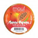Mango-Papaya-Soap - Exfoliating cleanser - Hawaiian Soap from Maui Soap Company