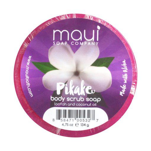 Pikake Soap - Exfoliating cleanser - Hawaiian Soap from Maui Soap Company