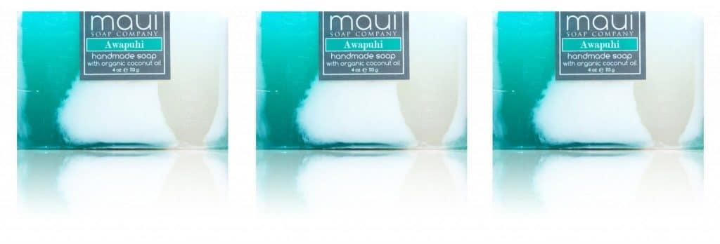 Awapuhi Hawaiian Coconut Oil Soap