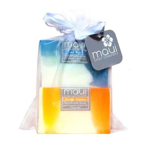 Hawaiian Soap Gift Set by Maui Soap Company