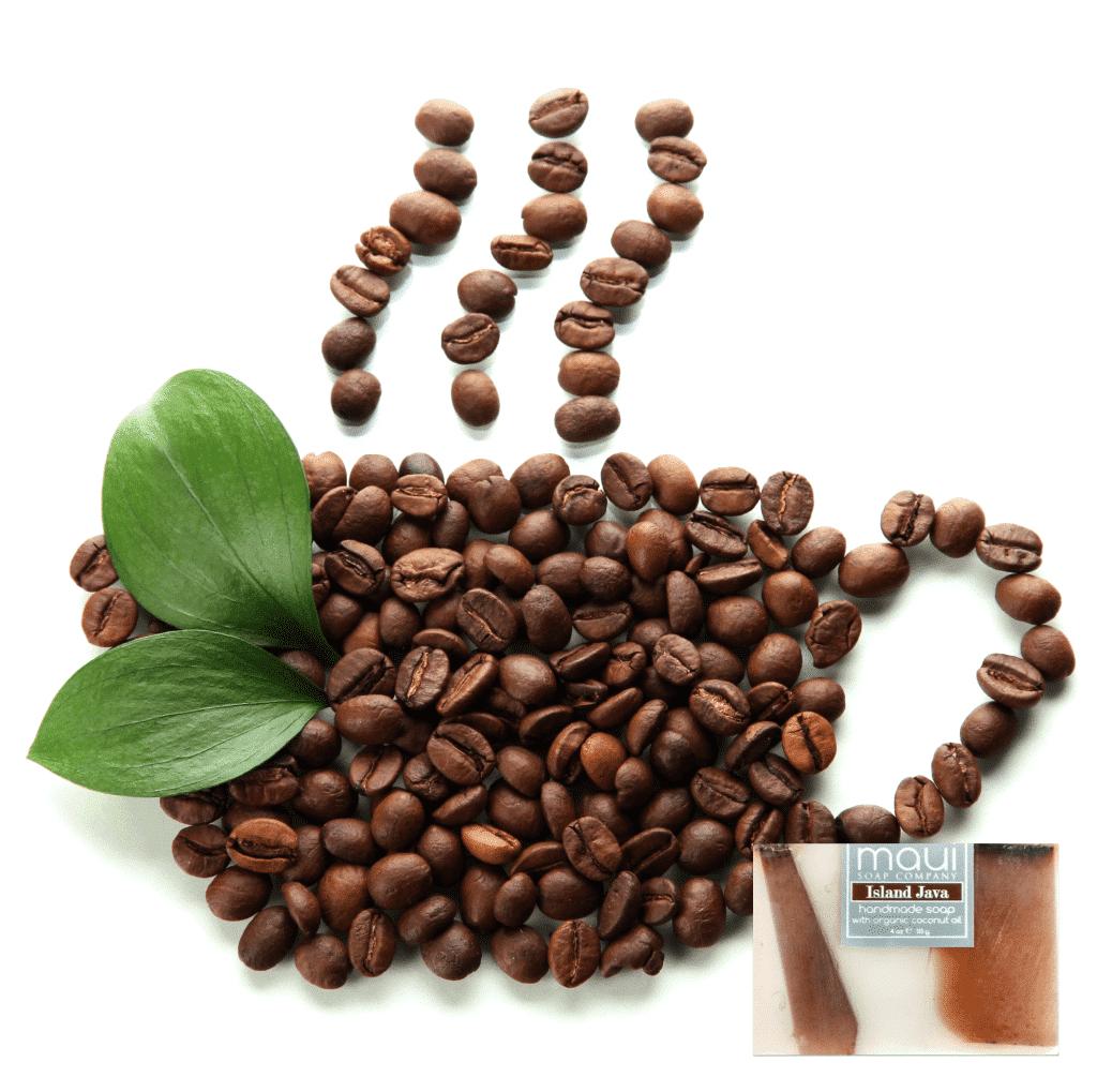 Island-Java-Coffee Hawaiian Soap