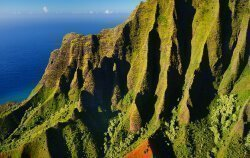 hawaiian Soaps handmade in Hawaii, beautiful shot of Hawaii