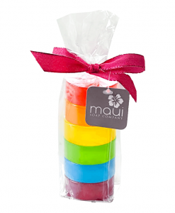 Rainbow Mini Soaps Gift Set