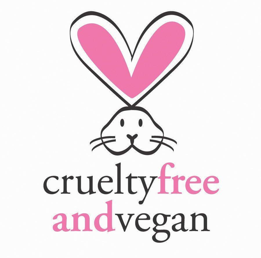 Cruelty free and vegan logo