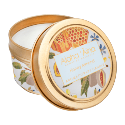 Honey-Almond--Hawaiian-Naturals-Candle---Aloha-'Aina