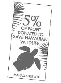 Giveback conservation saving Hawaiian Wildlife