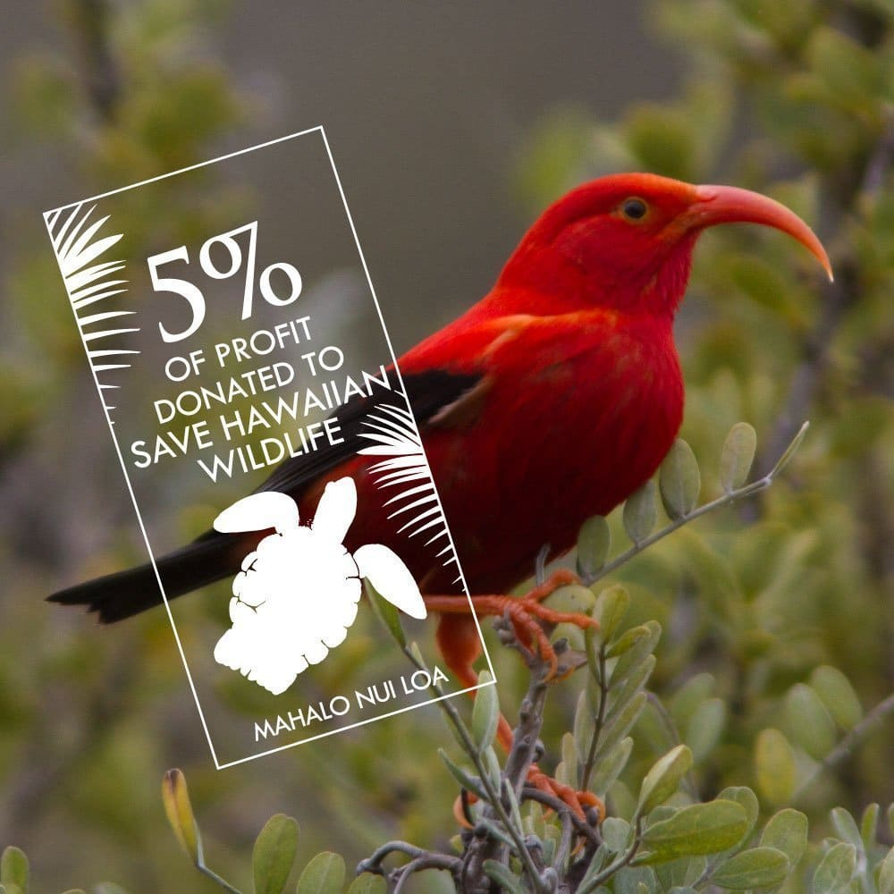 Save Hawaiian Wildlife