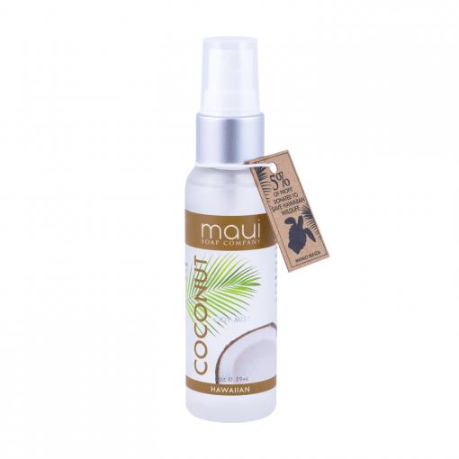 Coconut-Body-Mist---Maui-Soap-Company