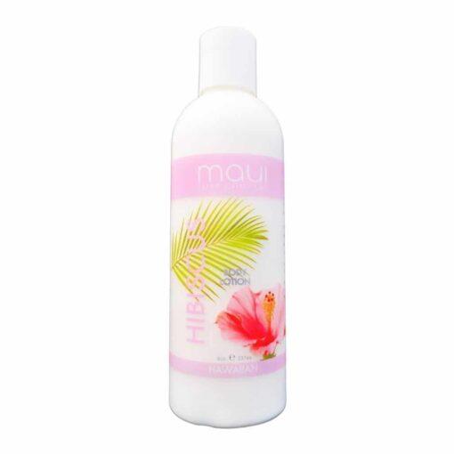 Hibiscus-Hawaiian-Lotion-Maui-Soap-Company