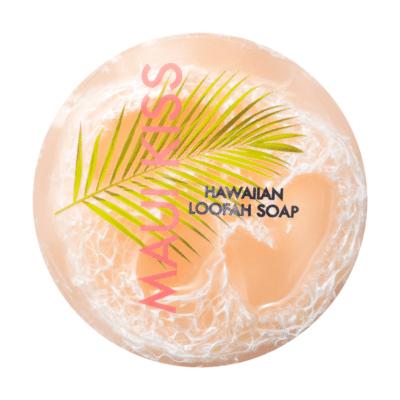 Maui-Kiss-Loofah-Soap---Maui-Soap-Company