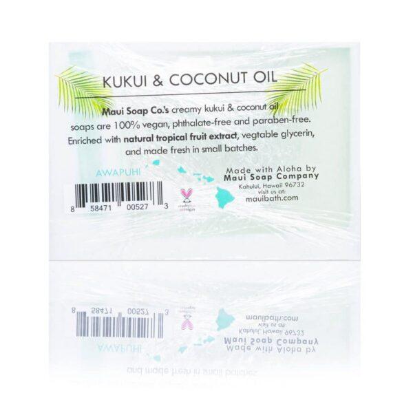 Awapuhi Hawaii Soaps with Coconut Maui Soap Company