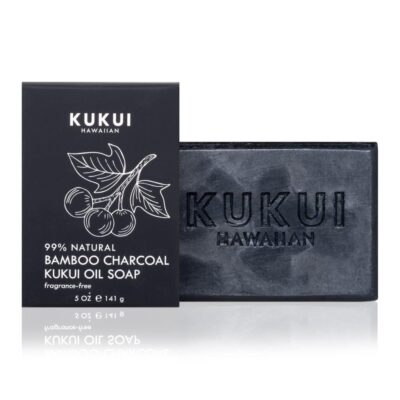bamboo charcoal + soap