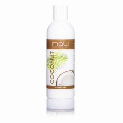 Coconut Lotion by Maui Soap Company, Hawaiian Body Care