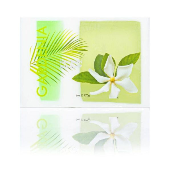 Gardenia Hawaii Soaps with Coconut Maui Soap Company