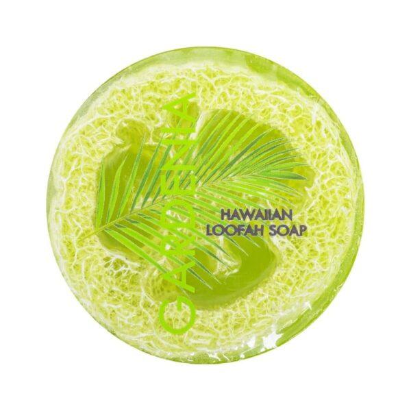 Gardenia exfoliating loofah soap, 4.75 oz, Maui Soap Company