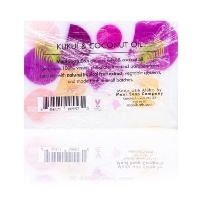 hibiscus Hawaii Soaps with Coconut Maui Soap Company