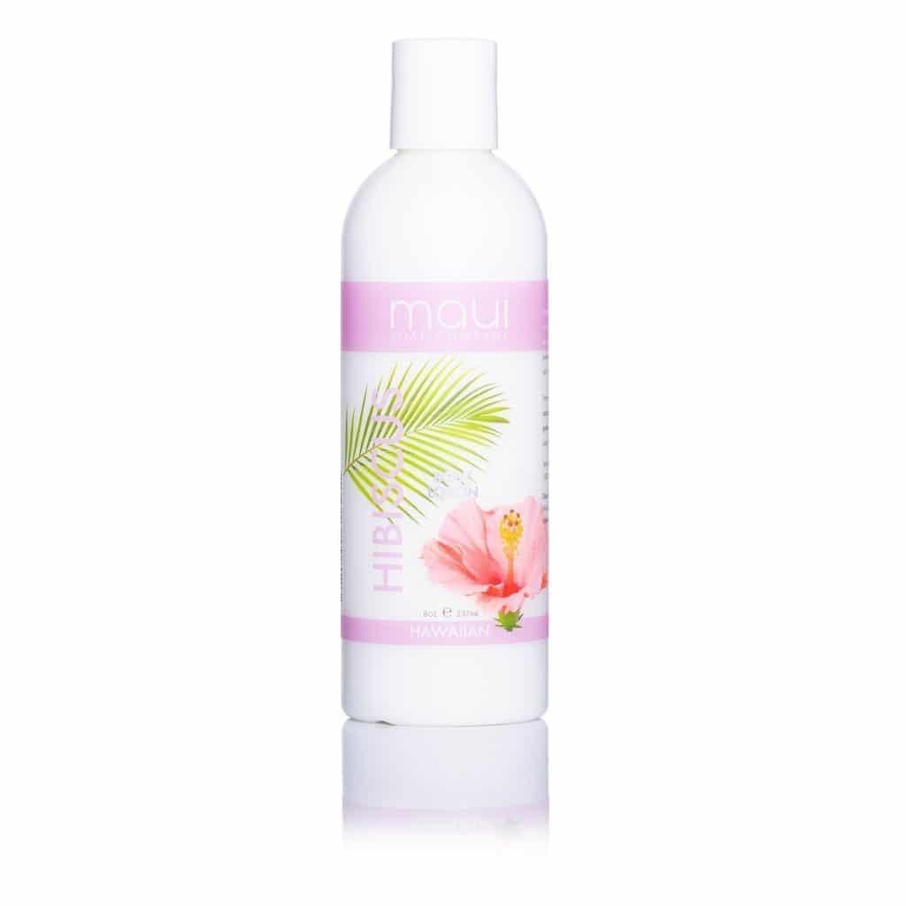 Hibiscus Lotion by Maui Soap Company, Hawaiian Body Care
