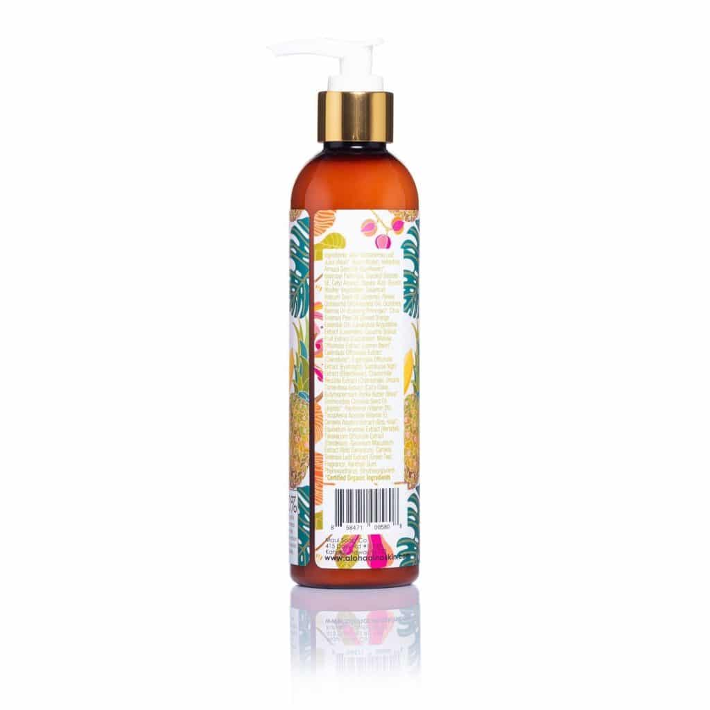 Hibiscus Passion Aloha 'Aina Hawaiian Body Lotion