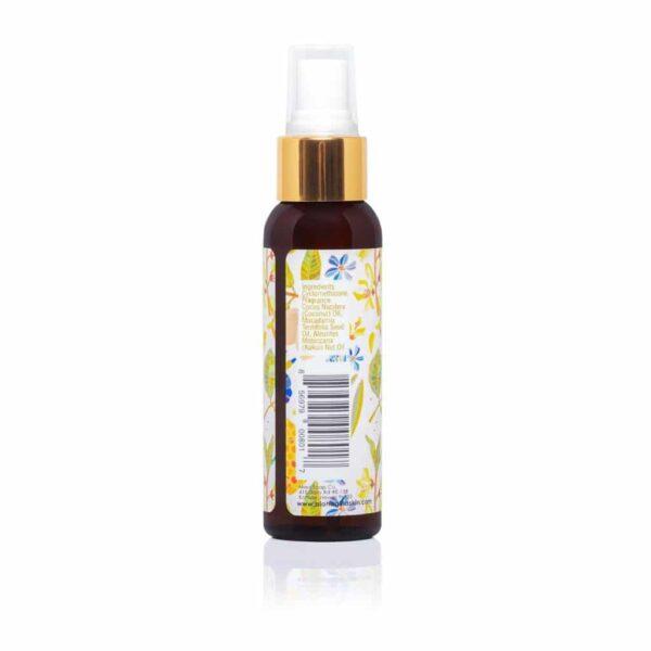 Honey Almond Body Mist, Aloha 'Aina Hawaiian Aromatherapy, 2 oz