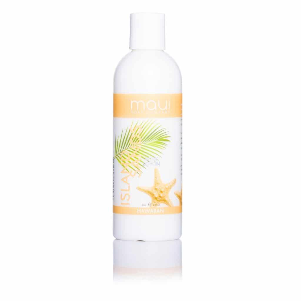Island Sands Lotion by Maui Soap Company, Hawaiian Body Care