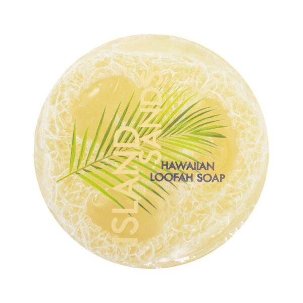 Island Sands exfoliating loofah soap, 4.75 oz, Maui Soap Company