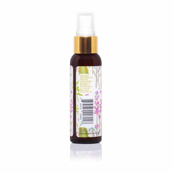 Lavender Fields Body Mist, Aloha 'Aina Hawaiian Aromatherapy, 2 oz