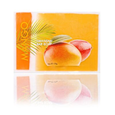 Mango Hawaii Soaps with Coconut Maui Soap Company