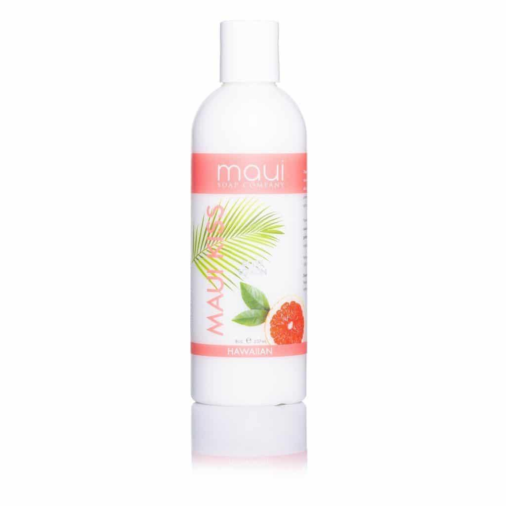 Maui Kiss Lotion by Maui Soap Company, Hawaiian Body Care