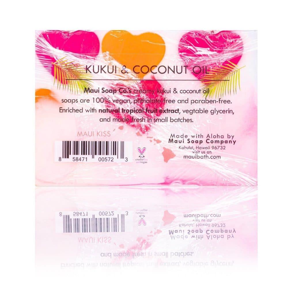 Maui Kiss Hawaii Soaps with Coconut Maui Soap Company