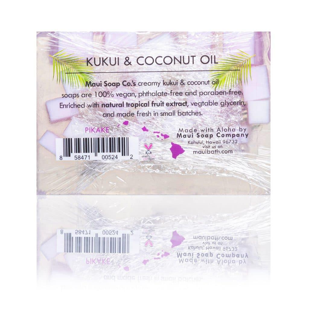 Pikake Hawaii Soaps with Coconut Maui Soap Company