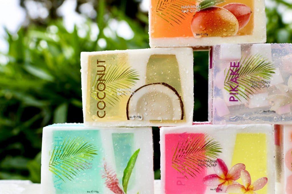 Maui Soap Hawaiian Soaps