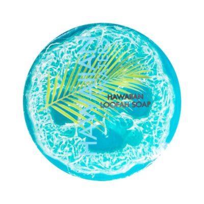 Hawaiian Waters exfoliating loofah soap by Maui Soap Company