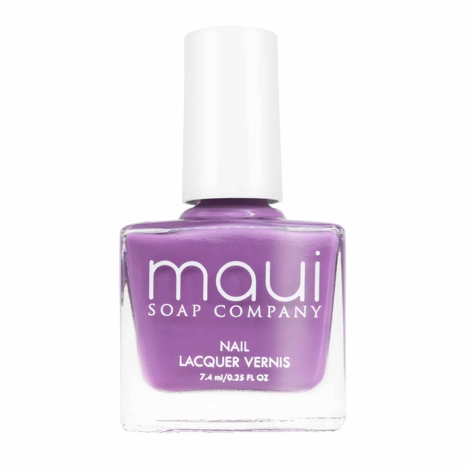 Orchid Nail Polish Maui Soap Company