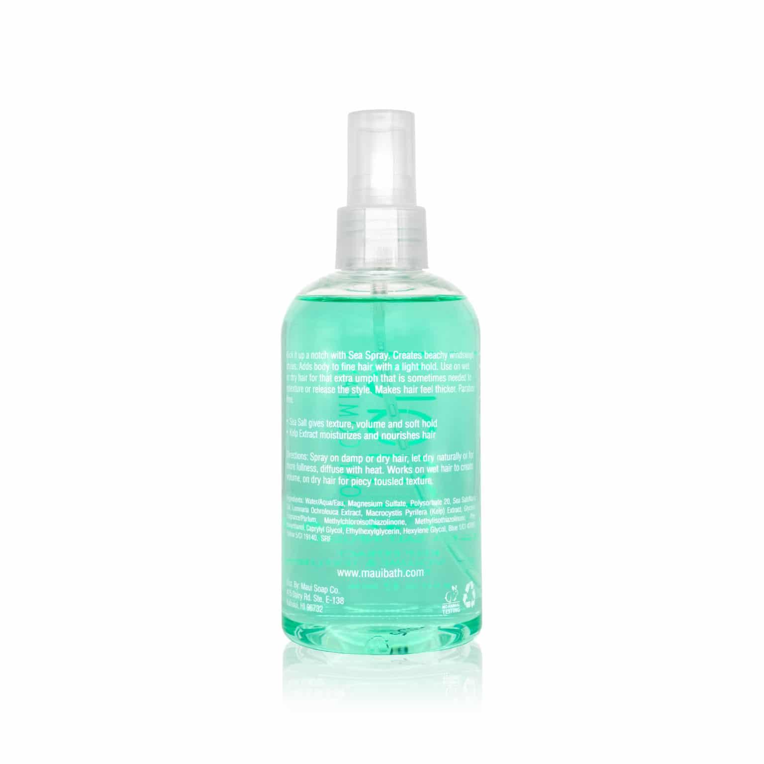 Sea Salt Spray Natural for Hair