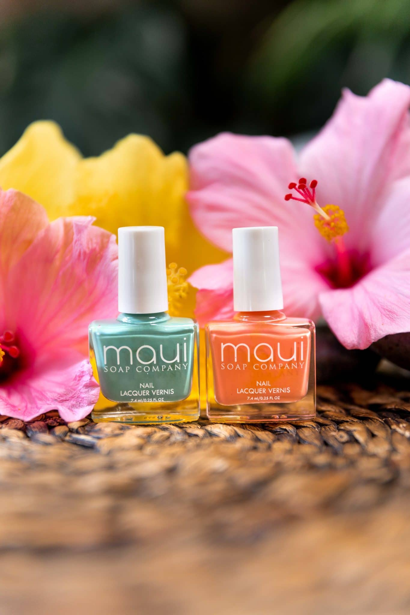 Maui Soap CO nail Polish banner