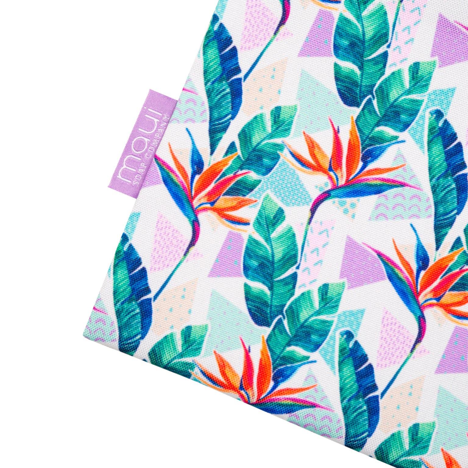 Aloha Hawaiian Pouch Bird side of Paradise Print